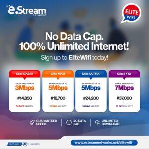 Unlimited Wi-Fi Internet In Lagos Nigeria